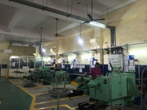 Mohindra Products Faridabad IMT Production with two